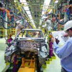 La industria automotriz impulsa el uso de la capacidad instalada
